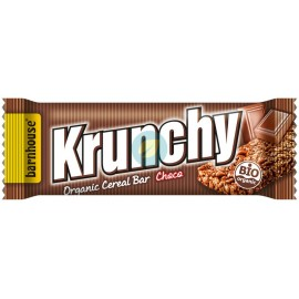 Barrita Krunchy Chocolate Barnhouse 30G