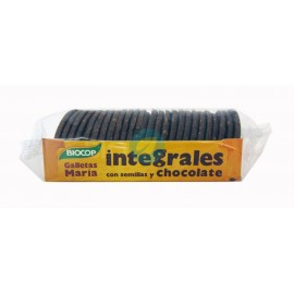 Galleta Integral Semillas Choco 175G Biocop
