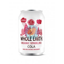 Whole Earth Cola. Refresco sin Azúcar 330ml Whole Earth refrescos