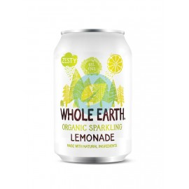 Refresco de Limón sin Azúcar 330ml Whole Earth