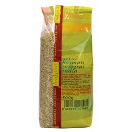 Arroz Basmati Integral Bio India 500G Biospirit