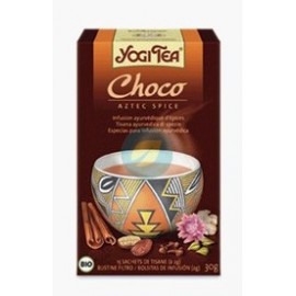 Yogi Tea Chocolate Bolsita 17X2G Yogi Tea