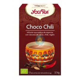 Yogi Tea Chocolate y Chili 17X2,2G Yogi Tea