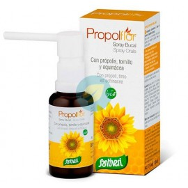 Propolflor Spray Bucal Bio Santiveri 30ml