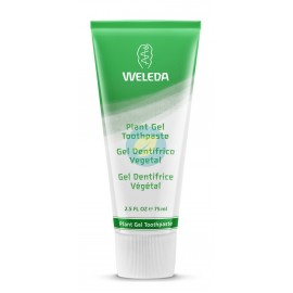 Gel Dentífrico Vegetal 75Ml Weleda