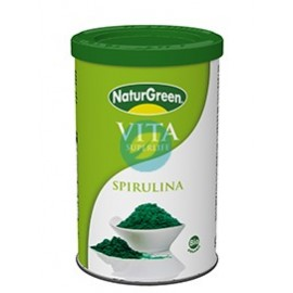 Vita Superlife Espirulina Bio 175G Naturgreen