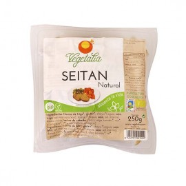 Seitán Natural 250Gr Vegetalia