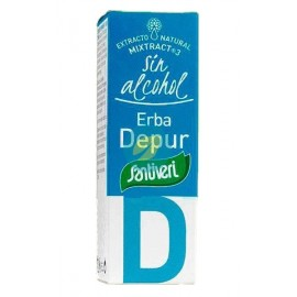 Mixtract D3 Bio Erba Depur Sin Alcohol 50ml