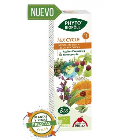 Mis Cycle 11 50Ml Phyto-Biopôle
