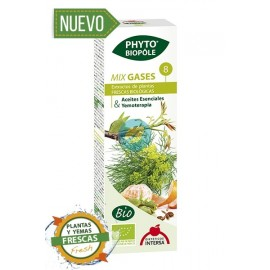 Mix Gases 8 50Ml Phyto-Biopôle
