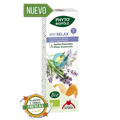 Mix Relax 1 50Ml Phyto-Biopôle