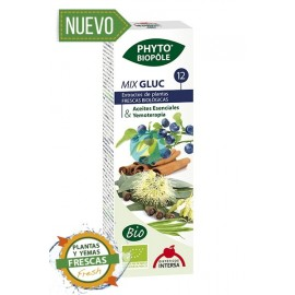 Mix Gluc 12 50Ml Phyto-Biopôle