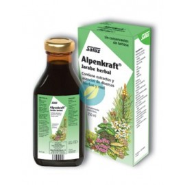 Alpenkraft Jarabe Herbal 250Ml Salus